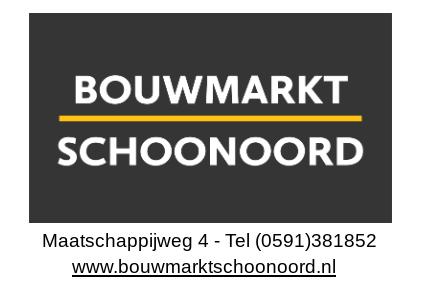 Bouwmarkt Schoonoord