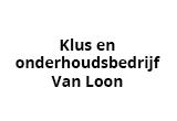 Klus en onderhoudsbedrijf van Loon